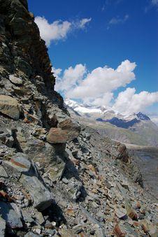 Free Rocky Mountains Landscape Stock Photo - 3191230