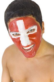 Swiss Naked Fan