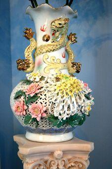 Nice Vase Stock Images