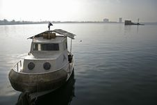 Free Small Fishing Boat Stock Photos - 3193443