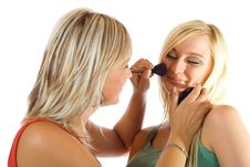 Free Make Up Royalty Free Stock Images - 3193599