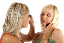 Free Make Up Royalty Free Stock Images - 3193609