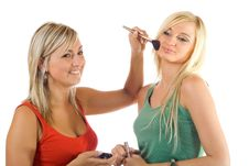Free Make Up Stock Photography - 3193612