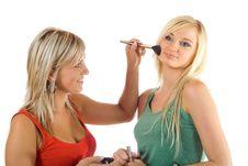 Free Make Up Stock Image - 3193621