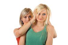 Free Don T Hear Stock Photography - 3193642