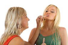 Free Make Up Royalty Free Stock Image - 3193676