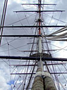 Free Big Mast Stock Image - 3193711