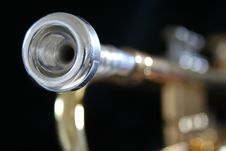 Free Trumpet Mouthpiece Stock Photos - 3193763