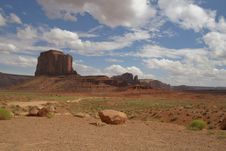 Free Monument Valley First Shoot Stock Images - 3193994