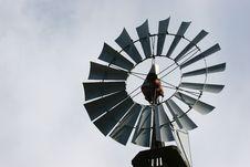 Free Windmill Royalty Free Stock Photo - 3194315