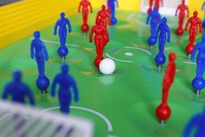 Free Table Soccer Incident Stock Images - 3194614