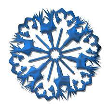 Free Snowflake Royalty Free Stock Image - 3195416