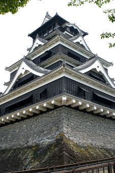 Japanese Temple Stock Photos