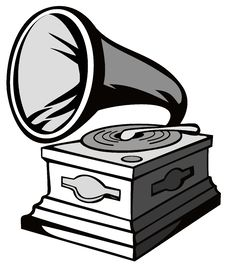 Phonograph Stock Photography