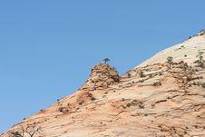Free Desert Landscape Stock Photography - 3197122