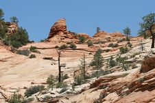 Free Desert Sandstone Stock Photography - 3197132
