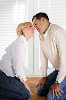 Free Kiss Royalty Free Stock Image - 3197176