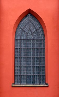Free Church Window Stock Image - 3197841
