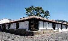 Antigua - Guatemala Royalty Free Stock Images