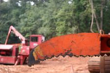 Free Orange Blade Stock Images - 3199374