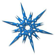 Free Snowflake Royalty Free Stock Photo - 3199545