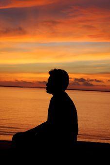 Free Sunset In Langkawi Island 3 Stock Photography - 3199662