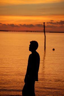 Free Sunset In Langkawi Island 4 Royalty Free Stock Images - 3199669