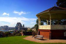 Free Observatory Hill, Sydney Royalty Free Stock Photography - 3199727