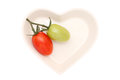 Free Two Cherry Tomatoes Royalty Free Stock Photo - 31907665