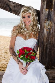 Free Beautiful Bride Stock Photos - 31900433