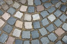 Free Old Brick Floor Royalty Free Stock Image - 31903716