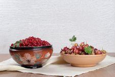 Free Berries Currants And Gooseberries Stock Photo - 31904570