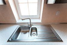 Free Kitchen Faucet Stock Photos - 31905653
