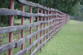 Free Wooden Fence Stock Image - 31913041