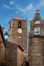 Free Monsanto Village With The Bell Tower / Portugal Stock Photos - 31913113
