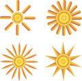 Free The Sun Icon. Symbol. Stock Photos - 31916673