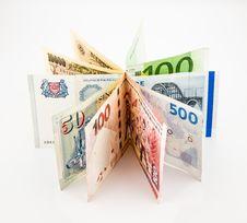 Free Bank Bills Royalty Free Stock Image - 31910616