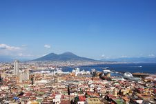Free View Of Naples Stock Photography - 31914782