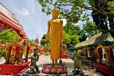 Free Wat Phra Nang Sang Stock Photography - 31915772