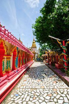Free Wat Phra Nang Sang Stock Photography - 31916232