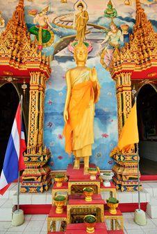 Free Wat Phra Nang Sang Stock Photo - 31916350