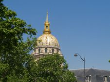 Free Les Invalides, Paris Stock Photography - 31926802