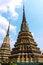 Free Wat Pho Bangkok Thailand Royalty Free Stock Image - 31927386