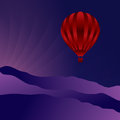 Free Air Balloon In The Sky Royalty Free Stock Photos - 31933478