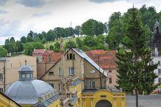 Free Wambierzyce Center Royalty Free Stock Photos - 31942678