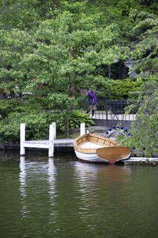 Rowboat Royalty Free Stock Image