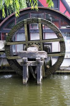 Free Water Mill Royalty Free Stock Images - 31944229