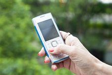 Free Mobile Phones Stock Image - 31945781