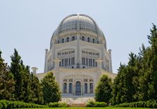 Free Bahai House Royalty Free Stock Images - 31946189