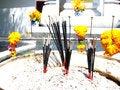 Free Incense Sticks. Stock Photos - 31951863